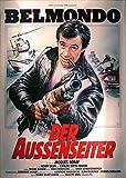 Der Außenseiter - Jean-Paul Belmondo - Filmposter A1