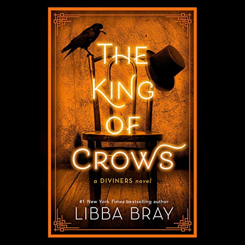 The King of Crows Audiobook By Libba Bray cover art