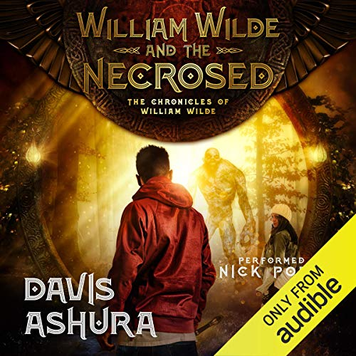 William Wilde and the Necrosed cover art