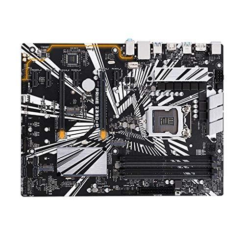 Yinglihua Computer Moederbord DDR4 Moederbord Compatibel LGA 1151 Z390 Chip ATX Moederbord 64 GB CPU Moederbord Bundel