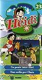 Heidi vol. 23 VHS Un prato tutto fiori - Una sedia per Clara