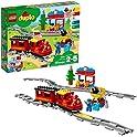 LEGO DUPLO Steam Train 10874 Remote-Control Building Blocks Set
