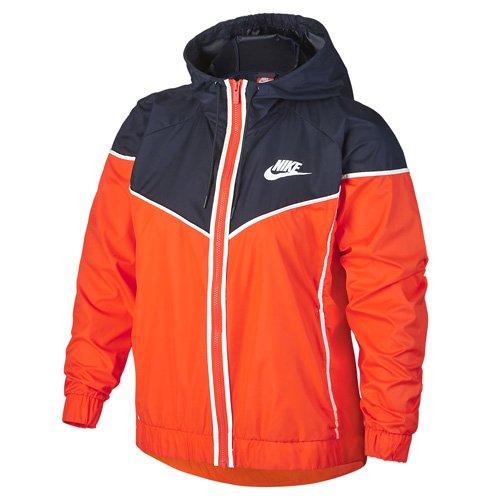 NIKE 883495-817 - Chaqueta para mujer, Mujer, Abrigo de vestir, 883495-817, Orange...