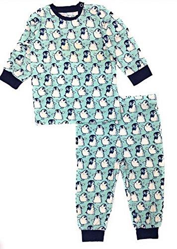 Kozi Kidz Essential Surpantalon de Pluie en PU sans Coutures pour Enfant Jaune Jaune p/êcheur 120 cm