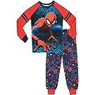 Spiderman Boys Spider-Man Pyjamas Snuggle Fit