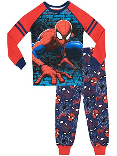 Pijama Spiderman Marca Spiderman
