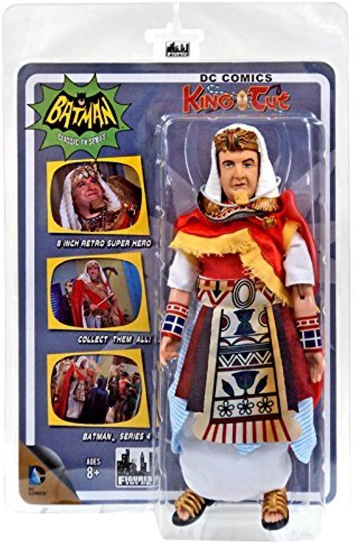 Action Figuren–Batman TV 1966  4King Tut 20,3cm bmtv015
