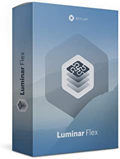 Luminar Flex - AI-Powered Photo Editing Plug-in | Professional Image Editing Plugin for Photoshop, Lightroom Classic, Photoshop Elements, Photos for MacOS and Apple Aperture