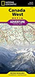 Canada West (National Geographic Adventure Map, 3113)