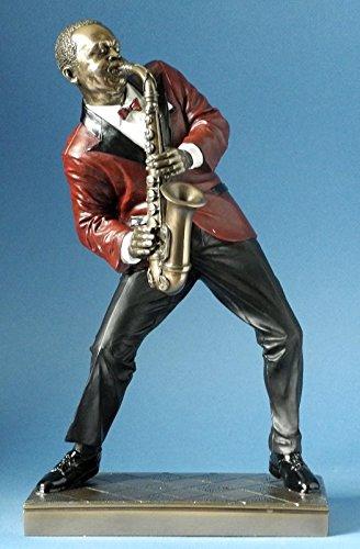 Jazz Music Escultura - el saxófono alto - Colección  Le Monde du Jazz    El mundo del Jazz #76545
