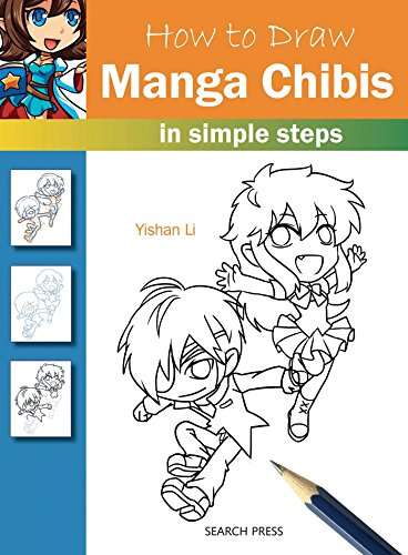 How to Draw: Manga Chibis in Simple Steps