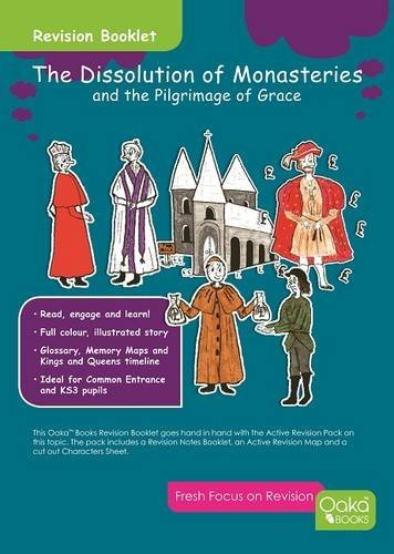 The Dissolution of Monasteries: And the Pilgrimage of Grace: Topic Pack (Tudor Series) by Bambi Gardiner (2013-11-01)