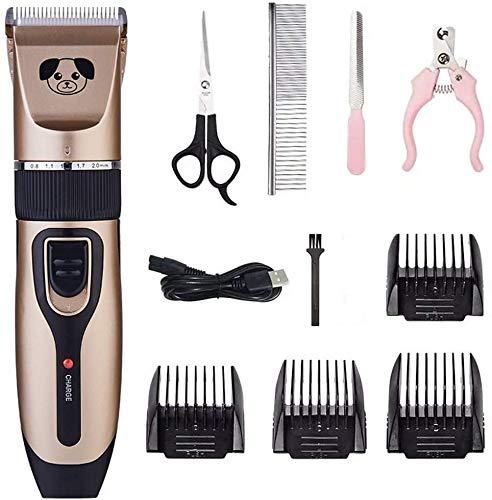 LFSP Professionele tondeuses Hond scharen, draadloze, oplaadbare, het verzorgen, trimmen, trimmen, trimmen, trimmen, trimmen, trimmen, trimmen, trimmen, trimmen, trimmen, trimmen draadloos kapsel