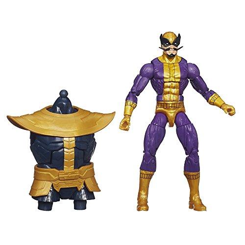 Marvel Legends Infinite Series Batroc 6-Inch Figure