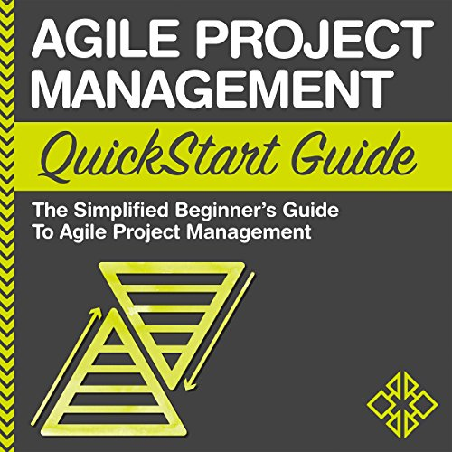 Agile Project Management QuickStart Guide audiobook cover art