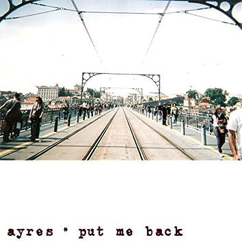 Put Me Back