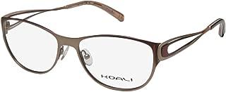 Koali By Morel 7258k Womens/Ladies Designer Full-rim Stainless Steel Popular Design Eyeglasses/Eyeglass Frame