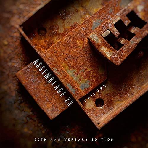 Assemblage 23: Failure-20th Anniversary Ltd.Edition (Audio CD)