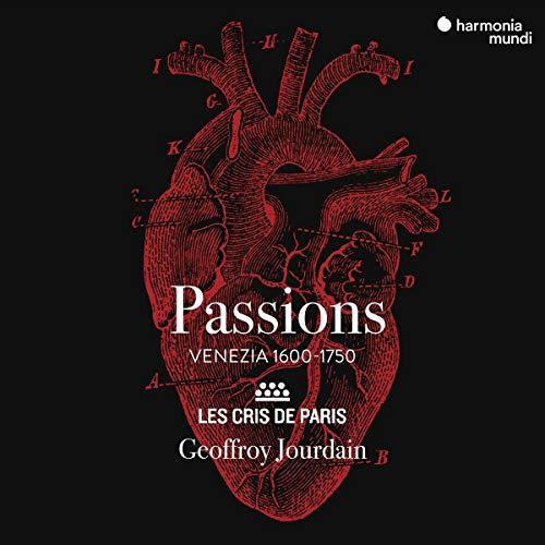 Passions. Venezia 1600-1750