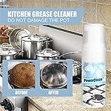 Kitchen Grease Cleaner,Spray Power Clean,Sink Cleaner Copper Sink Cleaner,Kitchen Cleaner Spray...