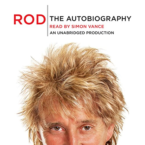 Rod audiobook cover art
