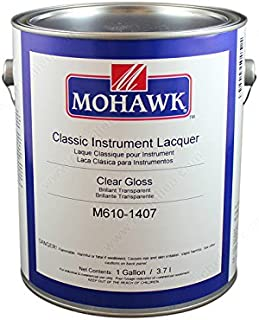 Classic Instrument Lacquer - M6101407 Size 1 gal.