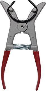 TOFL Miter Spring Clamp Pliers | Use With TOFL Miter Spring Clamps | Woodworking - Picture Frames - Crown Molding - Wood Trim and More (Spring Miter Clamp Spreader)