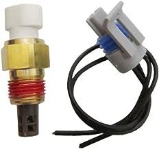 Fast-Response Packard Intake Air Temperature Sensor (IAT/MAT/ACT) (Sensor w/Connector Pigtail) For GM Delphi Replacement