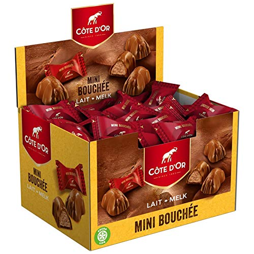 Cote D'Or - Côte D'OrMini Bouchee Chocolat 100 Pièces