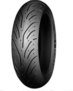 Michelin Pilot Road 4 Touring Radial Tire - 190/55R17 75W