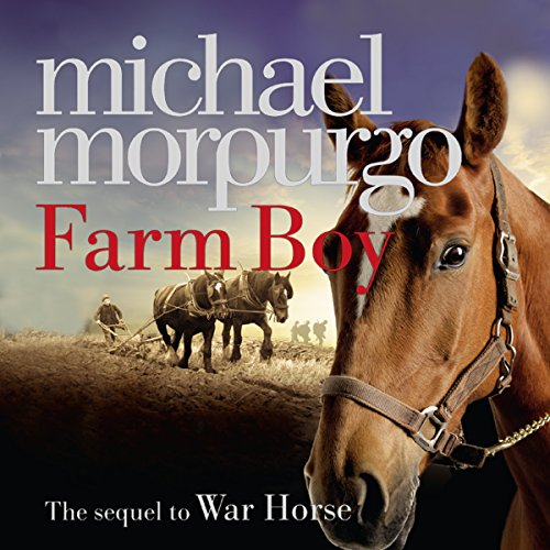 Farm Boy audiobook cover art