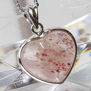 ストロベリークォーツ ペンダント ネックレス ペンダントトップ Pendant Necklace Strawberry Quartz 苺水晶 メンズ レディース 天然石 天然石 パワーストーン a19256