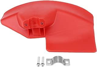 Yosoo Universal Plastic Brushcutter Trimmer Blade Guard Brushcutter Guard Shield for 24 26 28mm Dia. Shaft Trimmer Brush Cutter