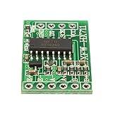 Distanzsensor Kits AD Wägeaufnehmer Module Zweikanalige 24-Bit-A/D-Umwandlung HX711 Shieding 10pcs