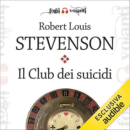 Il Club dei suicidi copertina
