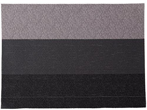 Creative Tops à Rayures en Vinyle Tapis Multicolore