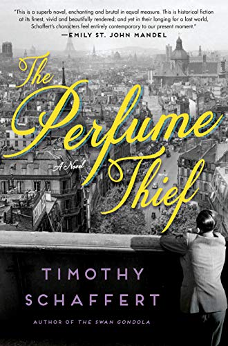 The Perfume Thief: A Novel