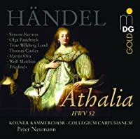 Handel - Athalia (2005-01-25)