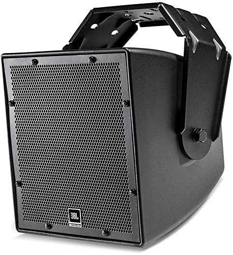 JBL Pro AWC62-BK Compact All-Weather Speaker - Black
