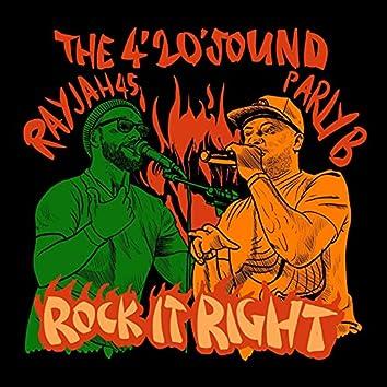 Rock It Right