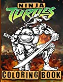 Ninja Turtles Coloring Book: Awesome Illustrations Ninja Turtles Coloring Books For Kid And Adult. (Unofficial)