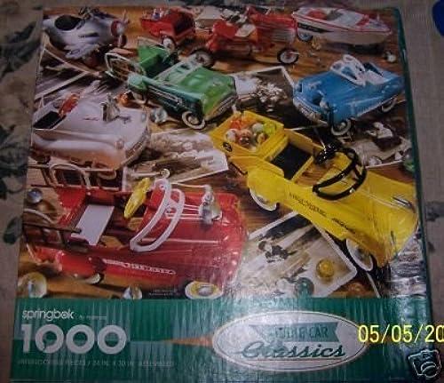 Hallmark Enfantdie voiture Classics 1000-Piece Puzzle by Spbaguebok