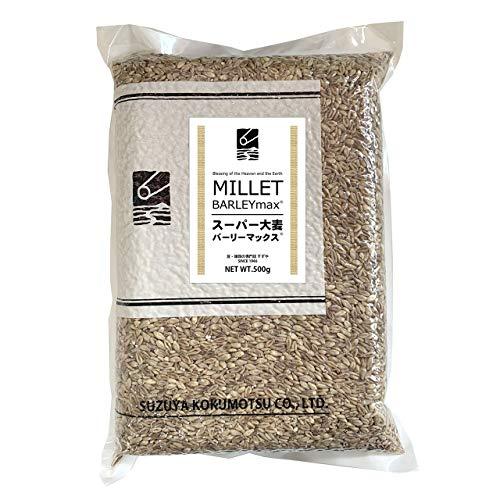 オーストラリア産 スーパー大麦 バーリーマックス 500g