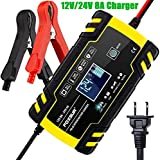 12v Gel Battery Chargers Review and Comparison