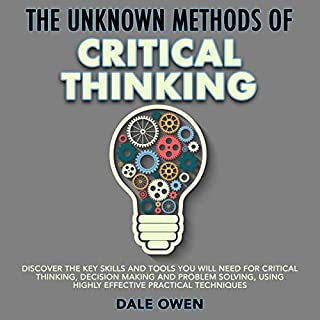 The Unknown Methods of Critical Thinking audiobook cover art
