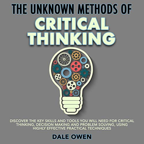 The Unknown Methods of Critical Thinking cover art