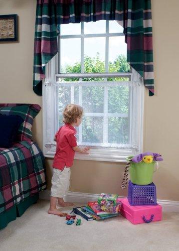 Mesh Window Safety Guard