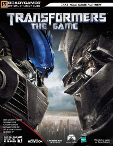Transformers Official Strategy Guide