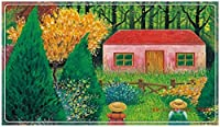 Mopoq 大人のパズル解凍おもちゃ創造的なギフトの子供の漫画ジミーの漫画の千枚(組み立てサイズ75×50センチ) (Color : A)