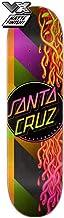SANTA CRUZ VX Afterglow - Tabla de Skate (20,3 cm)